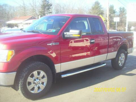 2010 Ford F-150 for sale at Motors 46 in Belvidere NJ