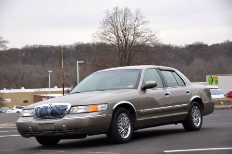 2001 Mercury Grand Marquis for sale at T CAR CARE INC in Philadelphia PA