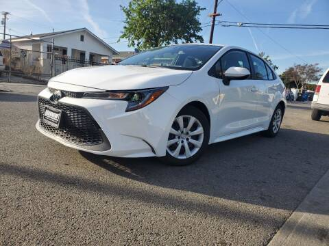 2020 Toyota Corolla for sale at GENERATION 1 MOTORSPORTS #1 in Los Angeles CA