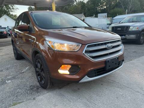 2017 Ford Escape for sale at King Louis Auto Sales in Louisville KY