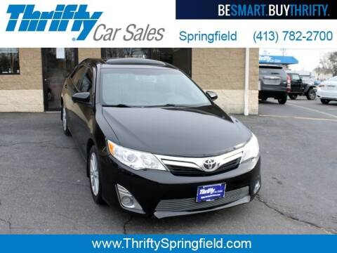 2014 Toyota Camry for sale at Thrifty Car Sales Springfield in Springfield MA