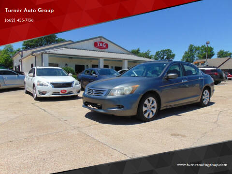 2008 Honda Accord for sale at Turner Auto Group in Greenwood MS