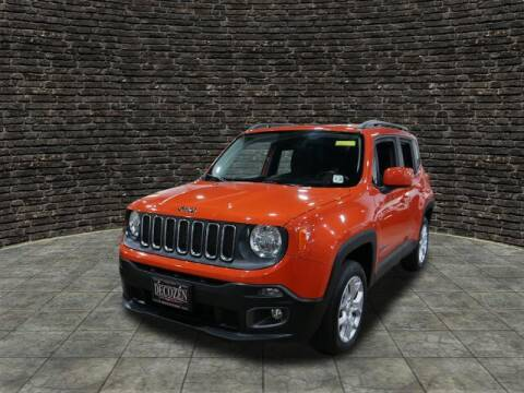 2015 Jeep Renegade for sale at Montclair Motor Car in Montclair NJ
