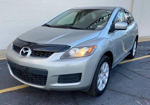 2007 Mazda CX-7 for sale at Carland Auto Sales INC. in Portsmouth VA