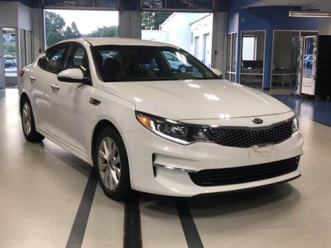 2018 Kia Optima for sale at Simply Better Auto in Troy NY