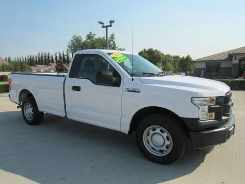 2016 Ford F-150 for sale at Repeat Auto Sales Inc. in Manteca CA