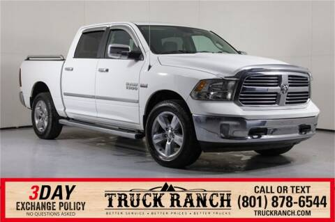 2014 RAM Ram Pickup 1500 for sale at Truck Ranch in American Fork UT
