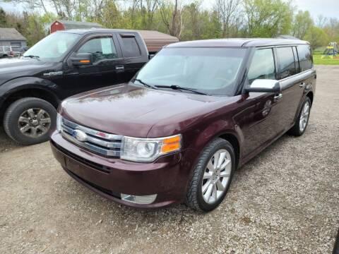 2011 Ford Flex for sale at Clare Auto Sales, Inc. in Clare MI