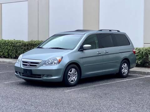 2005 Honda Odyssey for sale at Carfornia in San Jose CA