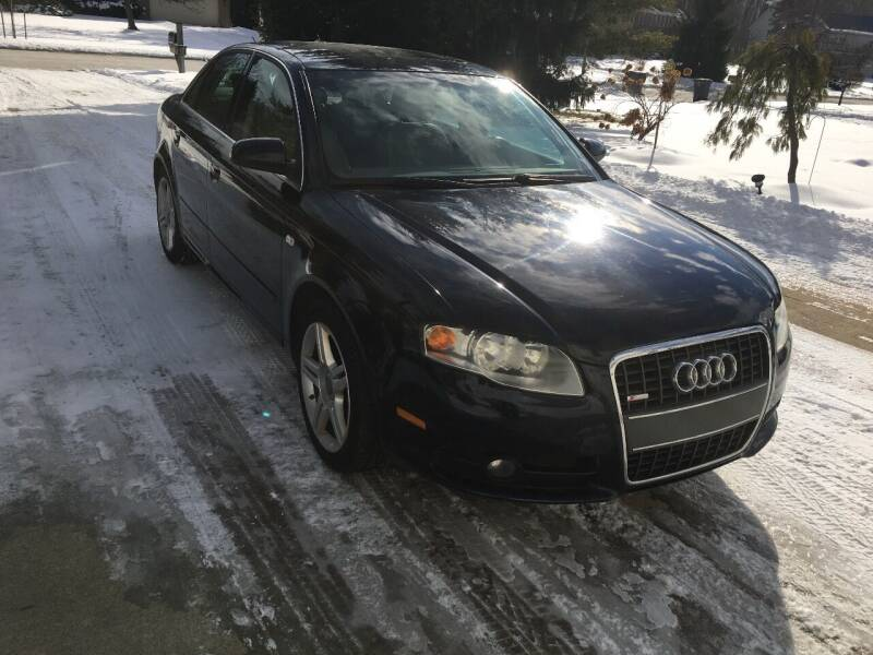 2008 Audi A4 for sale at Payless Auto Sales LLC in Cleveland OH
