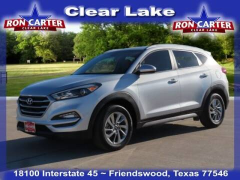 2018 Hyundai Tucson for sale at Ron Carter  Clear Lake Used Cars in Houston TX