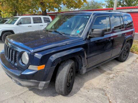 2016 Jeep Patriot for sale at SUNRISE AUTO SALES in Gainesville FL