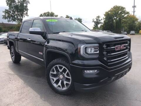 2016 GMC Sierra 1500 for sale at Newcombs Auto Sales in Auburn Hills MI