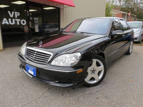2004 Mercedes-Benz S-Class for sale at VP Auto in Greenville SC