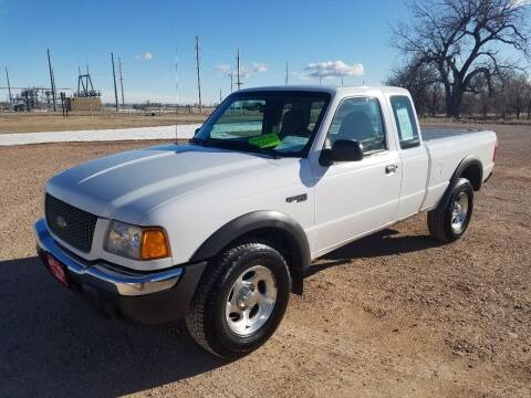 2001 Ford Ranger for sale at Best Car Sales in Rapid City SD