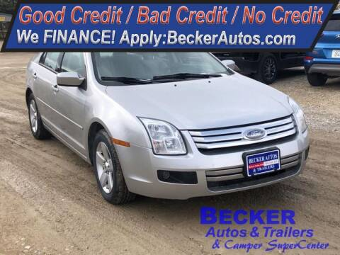 2009 Ford Fusion for sale at Becker Autos & Trailers in Beloit KS