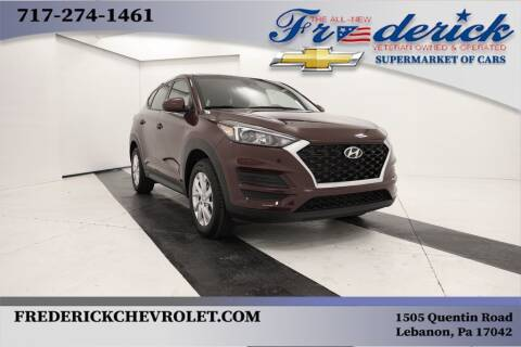 2019 Hyundai Tucson for sale at Lancaster Pre-Owned in Lancaster PA