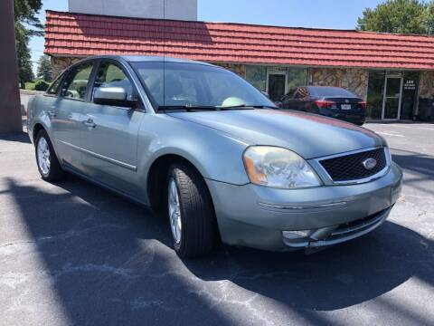 2005 Ford Five Hundred for sale at L & M Auto Broker in Stone Mountain GA