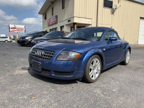 2003 Audi TT for sale at Premium Auto Collection in Chesapeake VA