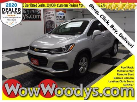 2019 Chevrolet Trax for sale at WOODY'S AUTOMOTIVE GROUP in Chillicothe MO