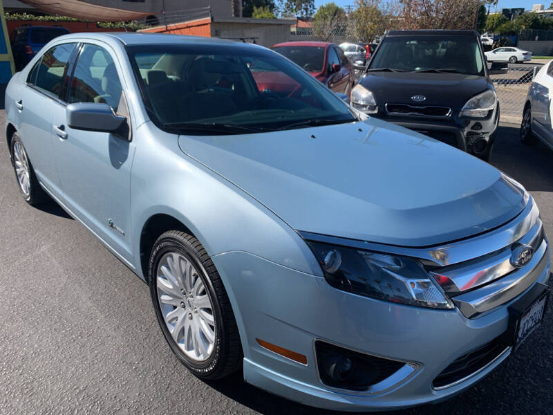 2010 Ford Fusion Hybrid for sale at CARZ in San Diego CA