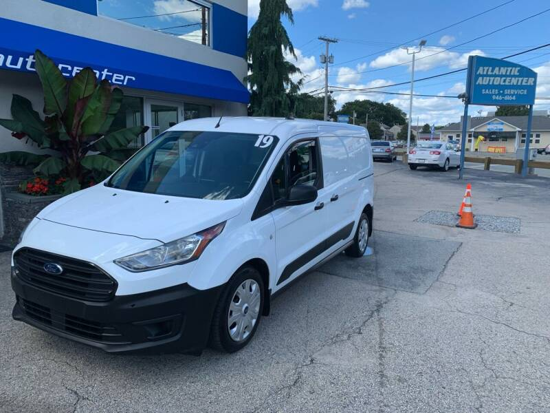 2019 Ford Transit Connect Cargo for sale at Atlantic AutoCenter in Cranston RI
