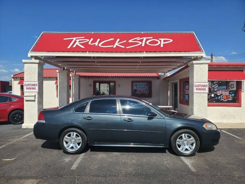 2013 Chevrolet Impala for sale at TRUCK STOP INC in Tucson AZ