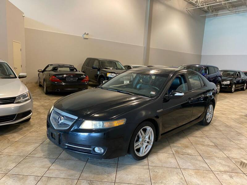2008 Acura TL for sale at Super Bee Auto in Chantilly VA