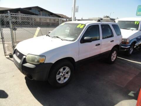 2006 Ford Escape for sale at Gridley Auto Wholesale in Gridley CA