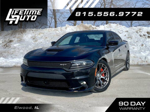 2016 Dodge Charger for sale at Lifetime Auto in Elwood IL