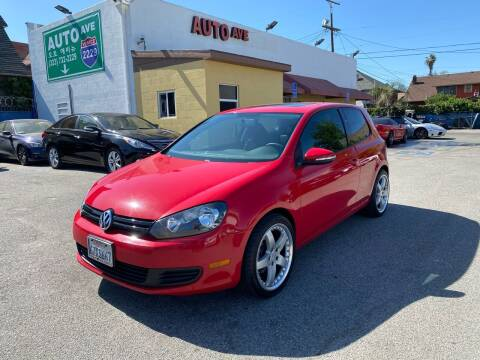 2012 Volkswagen Golf for sale at Auto Ave in Los Angeles CA