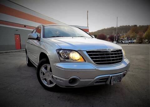 2006 Chrysler Pacifica for sale at A1 Group Inc in Portland OR