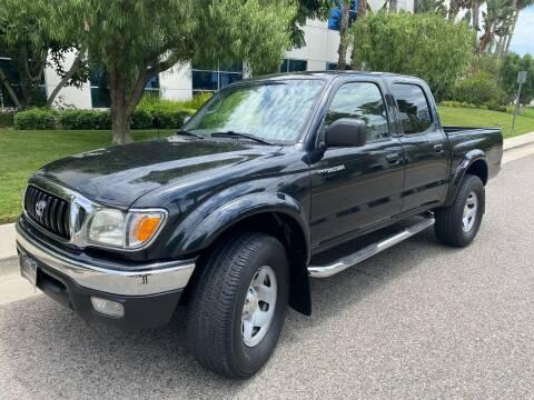 2001 Toyota Tacoma for sale at Donada  Group Inc in Arleta CA