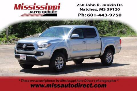 2017 Toyota Tacoma for sale at Auto Group South - Mississippi Auto Direct in Natchez MS