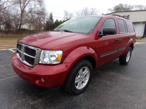 2008 Dodge Durango for sale at Rose Auto Sales & Motorsports Inc in McHenry IL