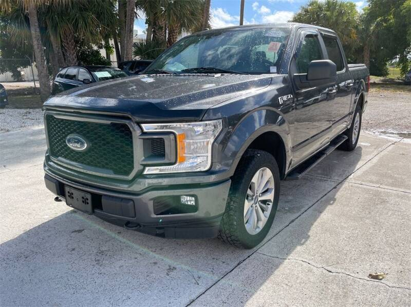 2018 Ford F-150 for sale at Florida Fine Cars - West Palm Beach in West Palm Beach FL