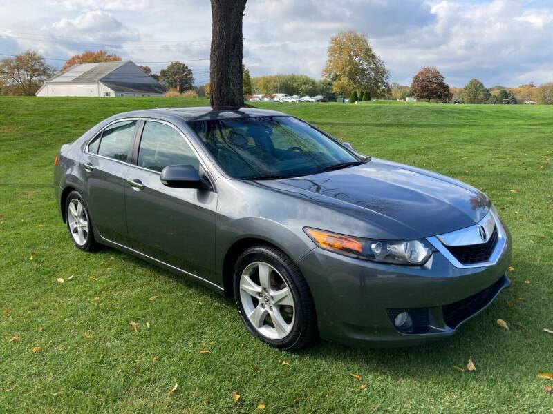 2009 Acura TSX for sale at Good Value Cars Inc in Norristown PA