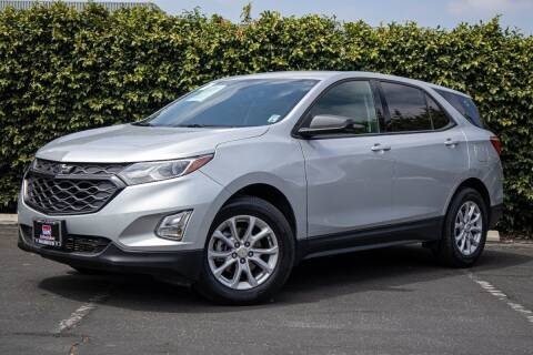 2018 Chevrolet Equinox for sale at 605 Auto  Inc. in Bellflower CA