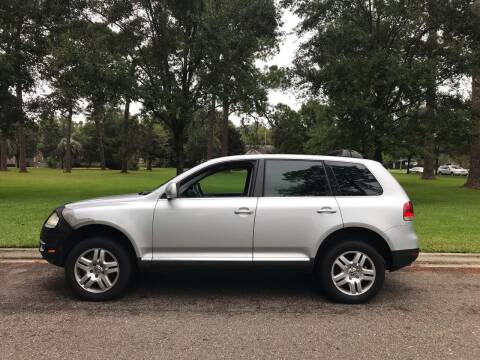 2004 Volkswagen Touareg for sale at Import Auto Brokers Inc in Jacksonville FL