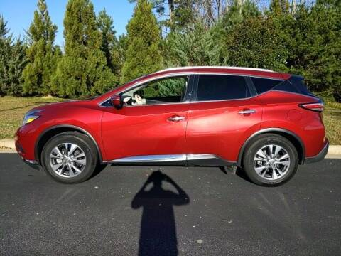 2015 Nissan Murano for sale at Southern Auto Solutions - Georgia Car Finder - Southern Auto Solutions - Lou Sobh Honda in Marietta GA