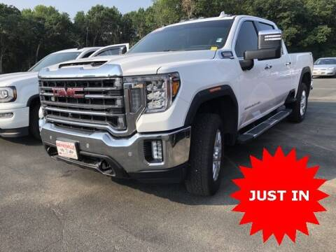 2020 GMC Sierra 2500HD for sale at Paynesville Chevrolet Buick in Paynesville MN