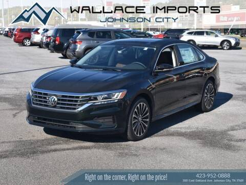 2022 Volkswagen Passat for sale at WALLACE IMPORTS OF JOHNSON CITY in Johnson City TN