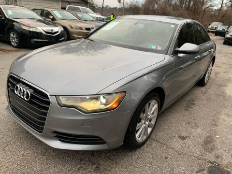 2013 Audi A6 for sale at Philip Motors Inc in Snellville GA