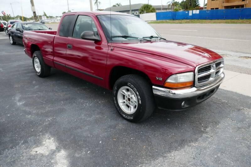 1999 Dodge Dakota for sale at J Linn Motors in Clearwater FL