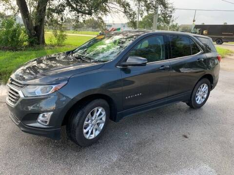 2019 Chevrolet Equinox for sale at VC Auto Sales in Miami FL