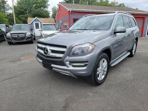 2014 Mercedes-Benz GL-Class for sale at Top Quality Auto Sales in Westport MA