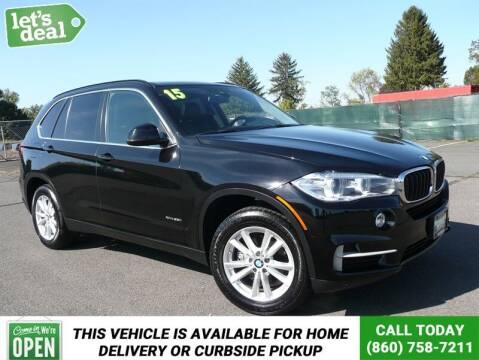 2015 BMW X5 for sale at Shamrock Motors in East Windsor CT