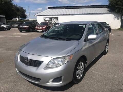2010 Toyota Corolla for sale at Cartina in Tampa FL