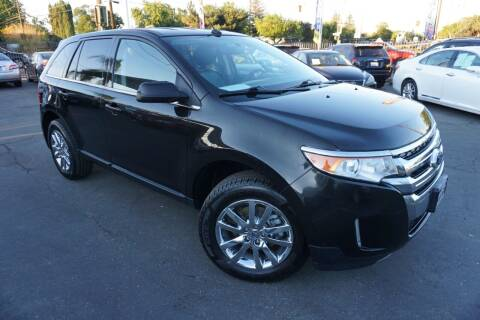 2013 Ford Edge for sale at Industry Motors in Sacramento CA