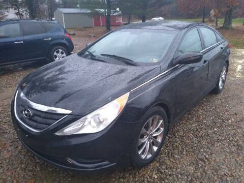 2013 Hyundai Sonata for sale at Seneca Motors, Inc. (Seneca PA) - SHIPPENVILLE, PA LOCATION in Shippenville PA